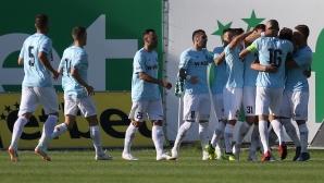 Дунав - Локо (Пловдив) 1:0 (видео)