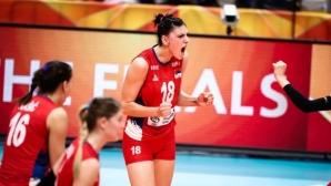Тияна Бошкович е MVP на Мондиал 2018, Офелия Малинов - разпределител №1
