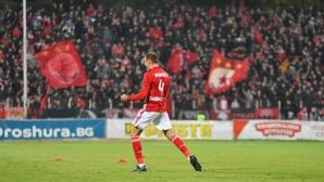 ЦСКА-София - Етър 0:0, Десподов и Малинов отново на пейката