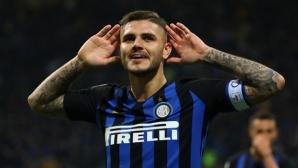 Отново той, отново в 92-ата минута и отново Интер подчини Милан