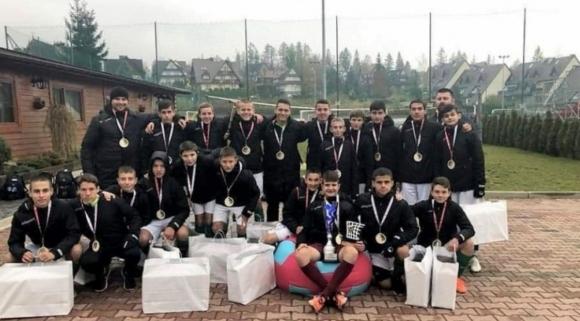 Юношите на Берое разбиха Олимпик Марсилия