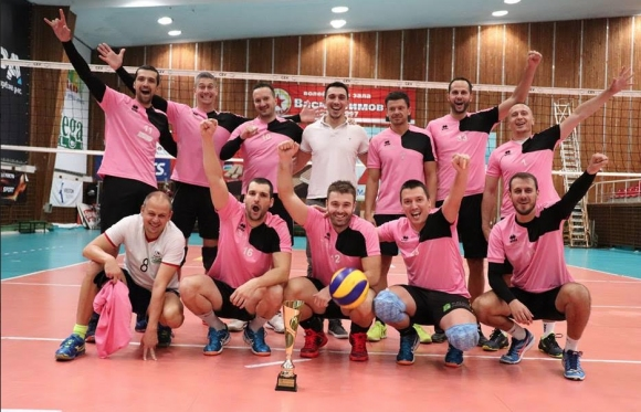 Легендите грабнаха Суперкупата на Volley Mania