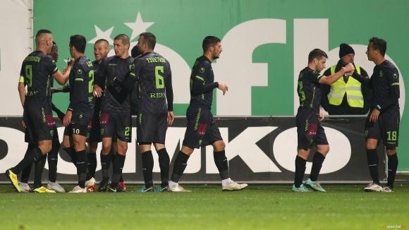 Александър Василев: Не можахме да покажем футболните си качества днес