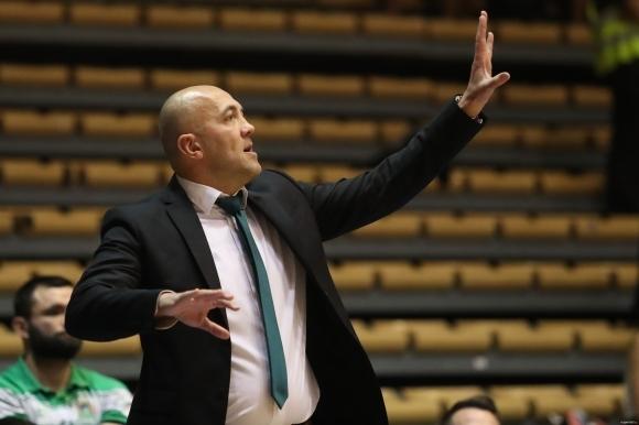 Небойша Видич: Очаквам много тежък мач срещу Цмоки