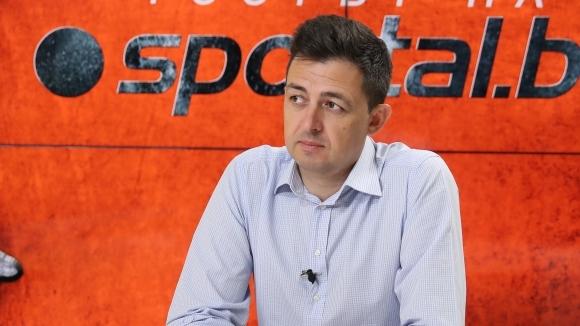 """Краси Иванов коментира """"коалицията"""" и обяви колко билета са продадени за Верея"""