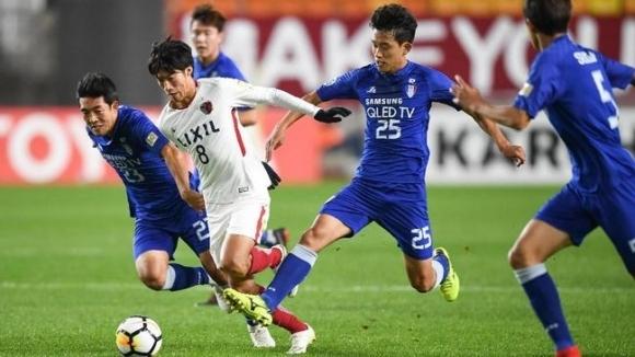 Кашима се класира за финала в Шампионската лига на Азия