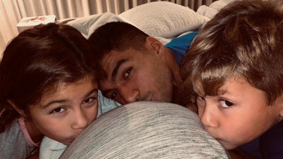 Суарес стана баща за трети път
