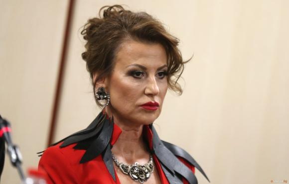 """Илиана Раева посети клуба по художествена гимнастика """"Левски Илиана"""""""