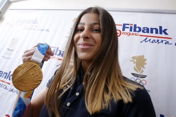 Александра Начева: Доволна съм от годината