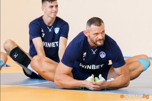 Смилен Мляков извън игра най-малко 20 дни