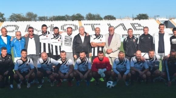 Ветераните на Локо (Пд) с победа срещу Хасково