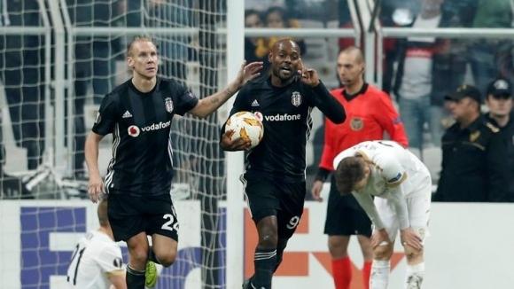 Белгийци вкараха 4 на Кариус в Истанбул