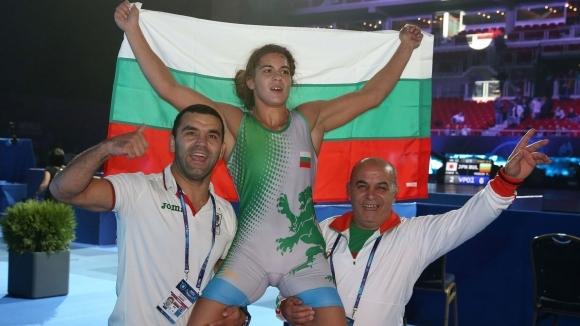 Световната шампионка: Дано тази титла да е само началото