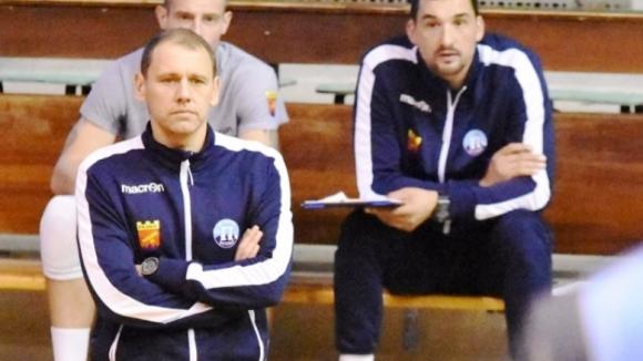Мирослав Живков: Победихме отбор с много силни изпълнители