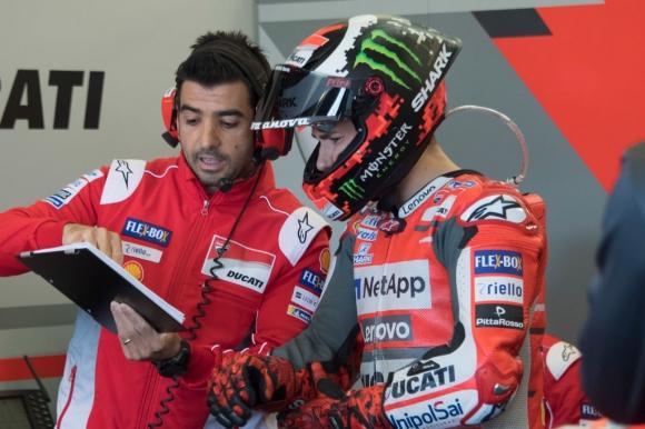 Honda финализира детайлите по дебюта на Лоренсо