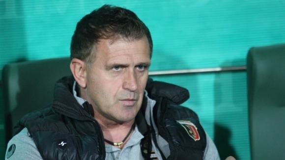 Акрапович: Отборът има качества, но трябва да работим повече