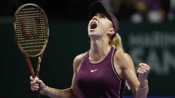 Свитолина за първи път на финал на шампионата на WТА