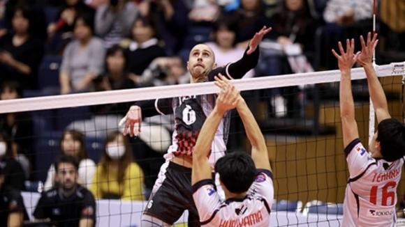 Валентин Братоев заби 19 точки, ДжейТЕКТ с втора поредна победа в Япония (видео)