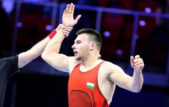 Кирил Милов ни донесе сребърен медал от световното първенство