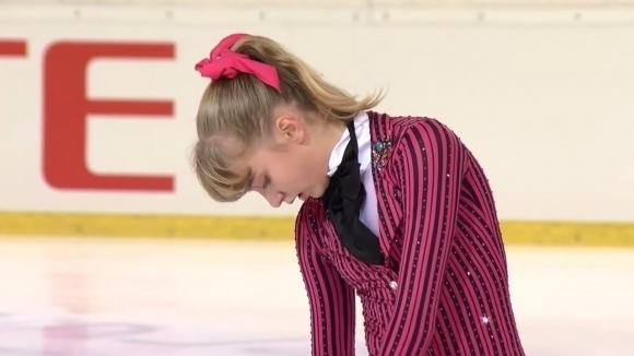 Александра Фейгин с първо място в Румъния, още три медала за българските състезатели