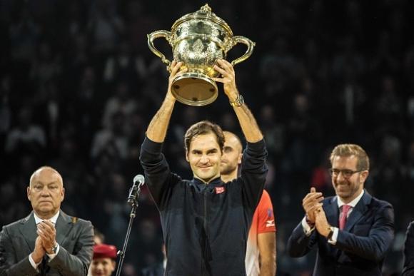 99-и триумф за Роджър Федерер!