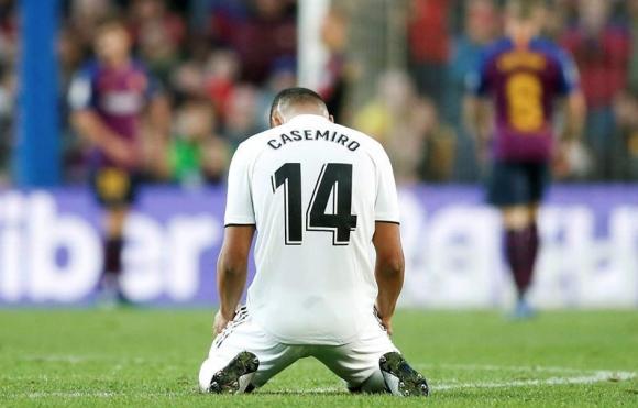 Каземиро: Не е виновен треньорът