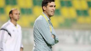 Треньорът на АЕК: Ще ни бъде много трудно срещу Лудогорец