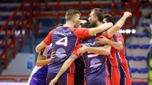 Страхотен Виктор Йосифов с 15 точки за първата победа на Монца