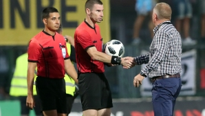 Георги Кабаков отново с престижно назначение в Лига Европа
