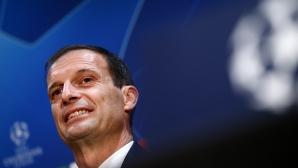 Алегри: Мачът с Юнайтед ще е важен тест за нас