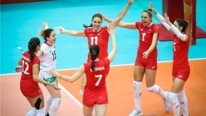 Волейболистките дебютират в Лигата на Нациите срещу победителя САЩ