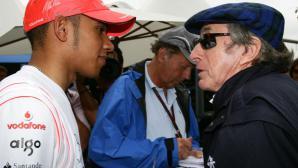 """Хамилтън ще """"прегори"""" и ще се оттегли преди да е стигнал Шумахер"""