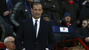 Масимилиано Алегри: Контролирахме мача и победата ни е заслужена