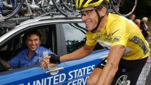 КАС наложи доживотно наказание на бивш треньор на Ланс Армстронг