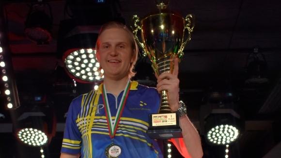 Уникален финал реши победителя на Европейския турнир по боулинг в София