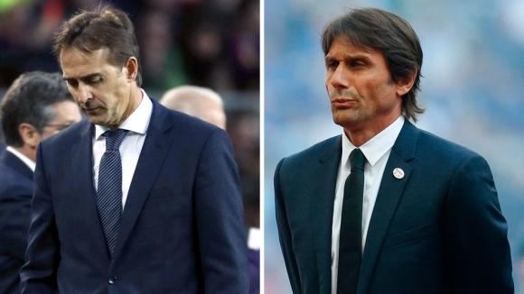 Защо Мадрид се спира на Конте