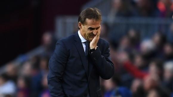 Официално: Реал Мадрид уволни Лопетеги