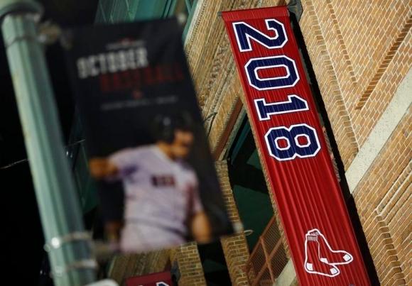 """""""Фенуей Парк"""" посрещна шампионите, Бостън се стяга за парад"""