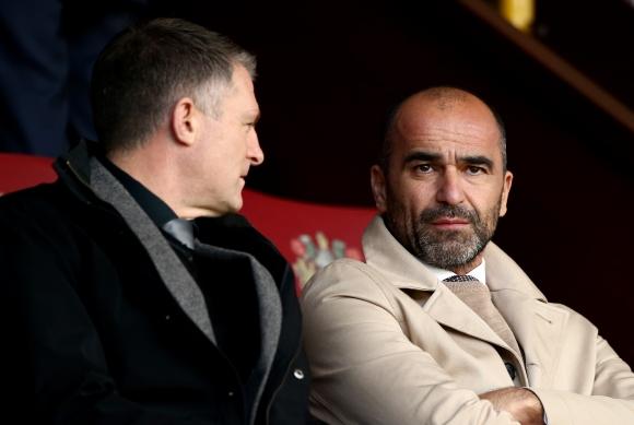 Реал трябва да се разбере с белгийската федерация за Роберто Мартинес
