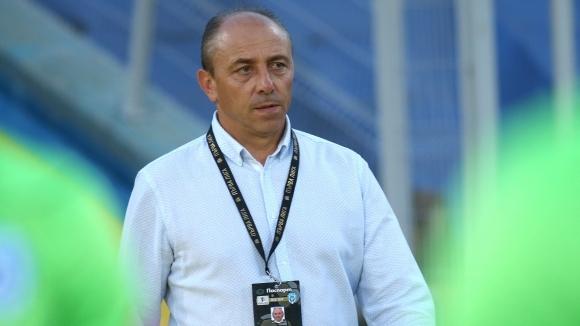 Илиан Илиев: Не трябва да допускаме грешки срещу Левски