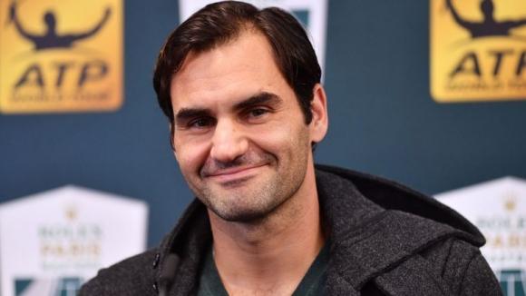 Федерер ще играе в Париж за първи път от три години
