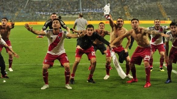 Голяма драма в Бразилия! Ривър Плейт чака Бока във финала на Либертадорес