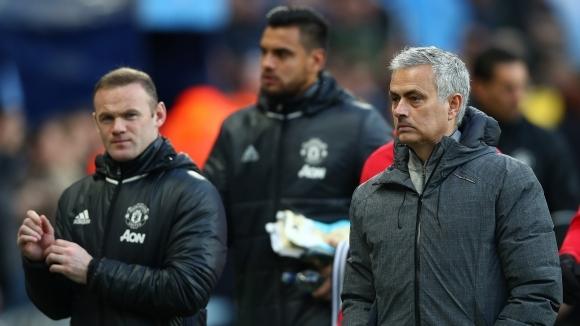 Рууни: Играчите на Юнайтед са зад Моуриньо, трябва да заиграят по-добре