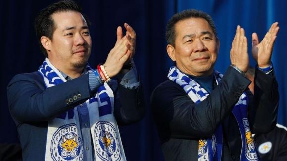 Синът на собственика на Лестър направи изявление за бъдещето на клуба