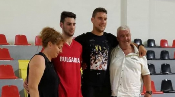 Братя Чернокожеви – големи таланти в различни спортове