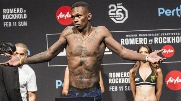 Израел Адесаня смята, че ще завърши Дерек Брънсън в UFC 230