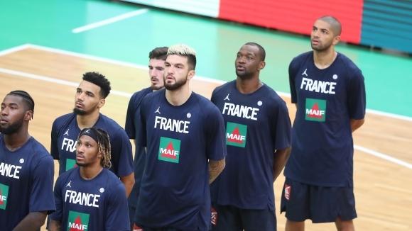 Каюди и Лаком предвождат Франция срещу България