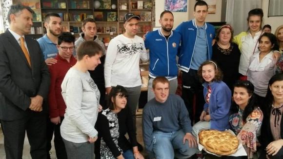 Академик Бултекс 99 с поредна социална инициатива