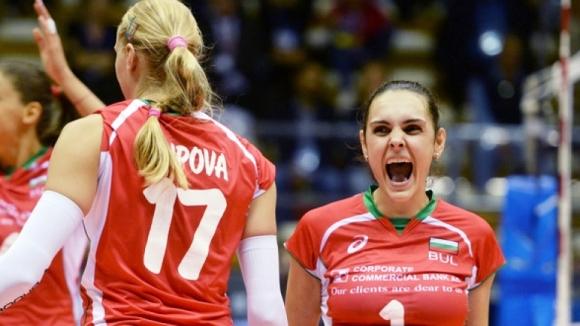 """Волейболистките на Славия започнаха с победа, Тервел Пулев вика за """"белите"""""""