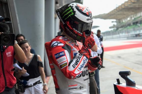 Лоренсо е аут от ГП на Малайзия в MotoGP